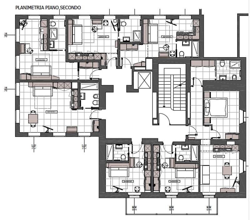 Palazzina residenziale completamente rinnovata in Lugano (4)