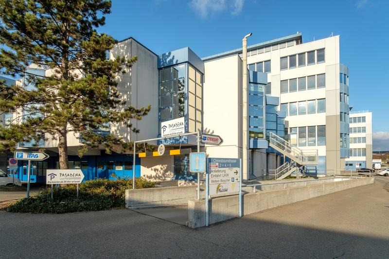 «zentral, ruhig und gut erschlossen - Ihre neue 128m² Bürofläche» (1)