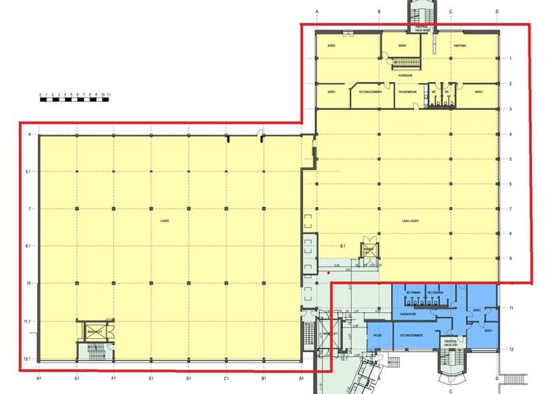 Grosszügiges Büro mit ca. 335 m² zu vermieten (5)