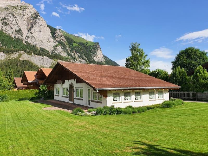 Einfamilienhaus mit Gartenanlage (1)
