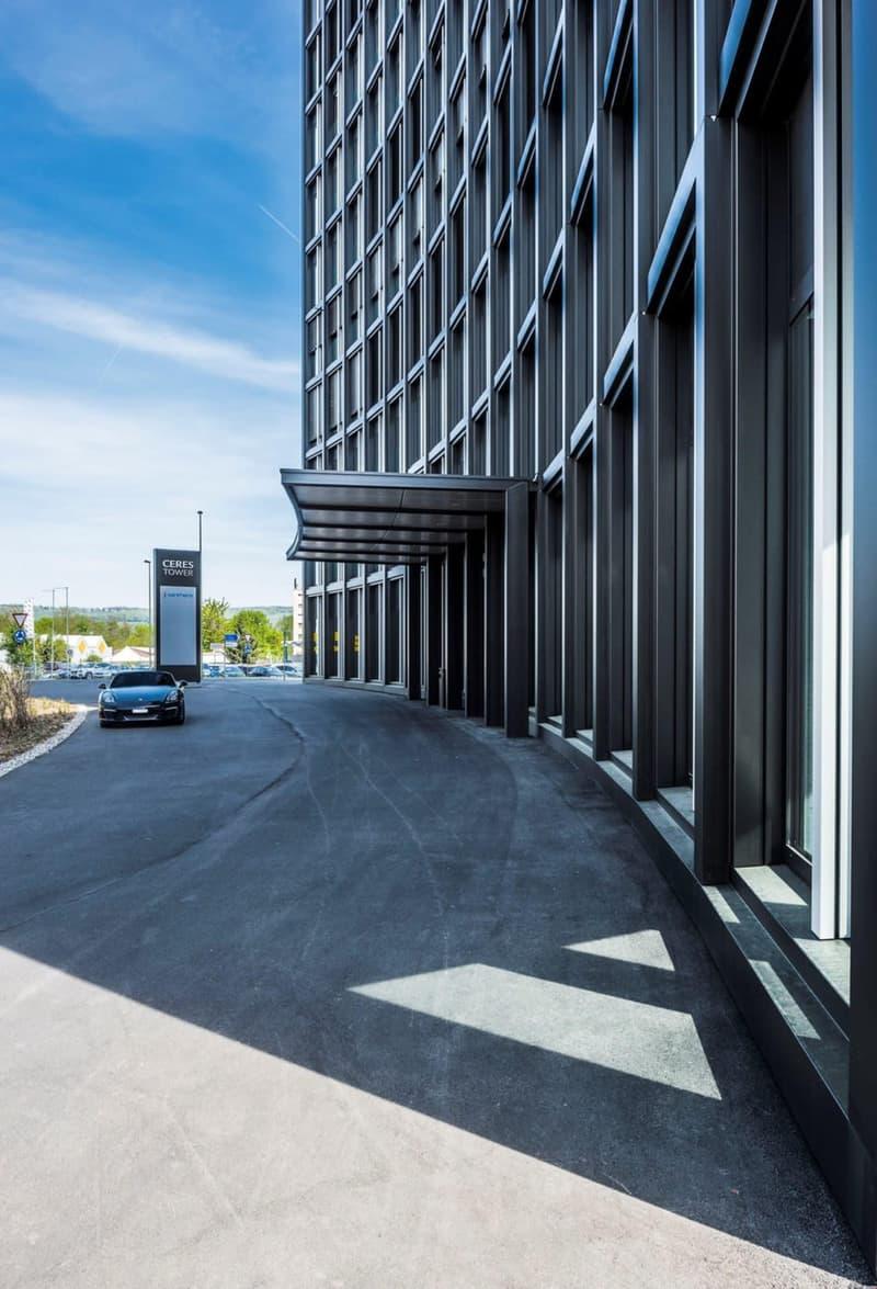 Repräsentative Büroflächen im 1. Obergeschoss des Ceres Tower zu vermieten! (10)