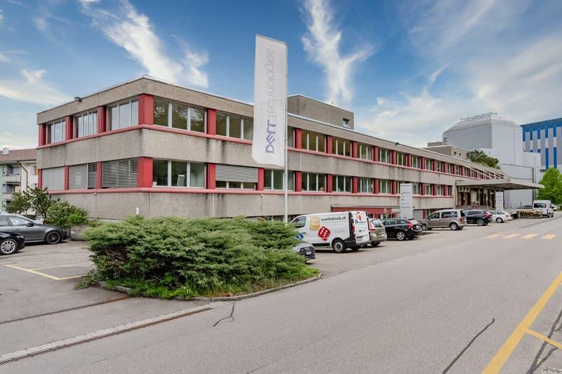 3 Monate gratis! ca. 673 m² ausgebaute Büroflächen im Zentrum von Ostermundigen (11)