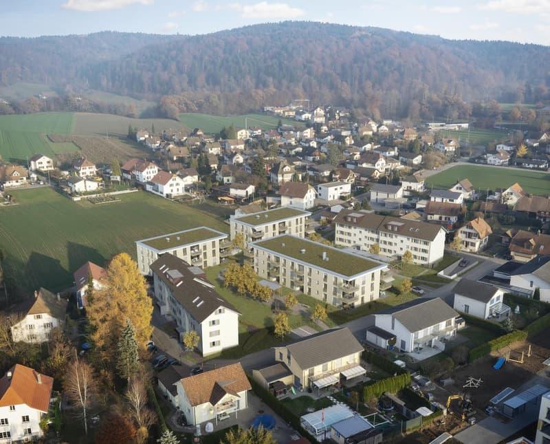 Erstvermietung Roggwil - gemütliche 4.0 Zimmerwohnung! (10)