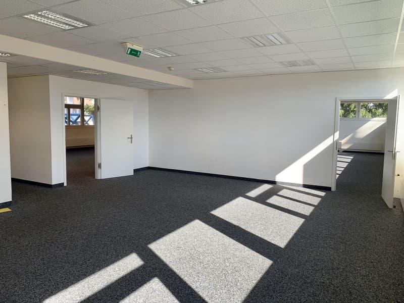Entrée - open-space