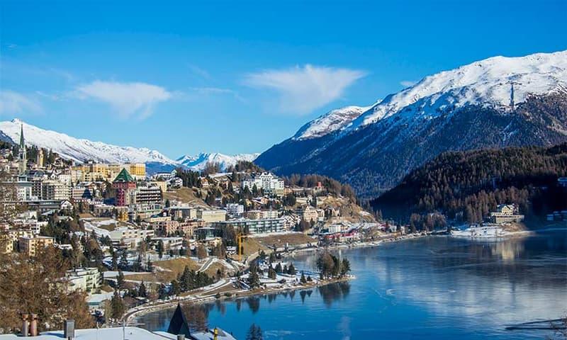 5.5 Zimmer an TOP-Lage im Herzen von St.Moritz (1)