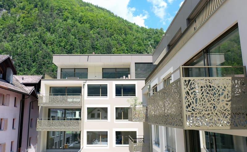Zu verkaufen 4.5-Zimmer Gartenwohnung in Meiringen (2)