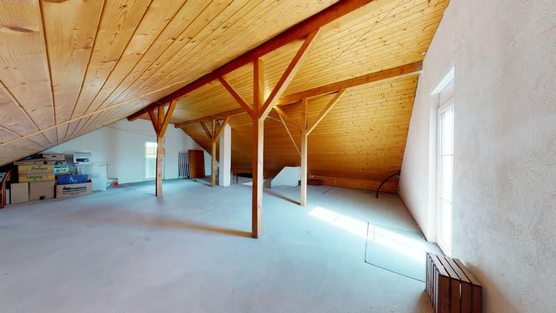 Dachgeschoss (ausbaubar)