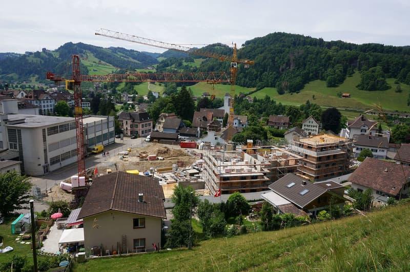 """Wohnsiedlung """"Im Hof"""" / 4.5-Zimmer-Wohnungen (1)"""