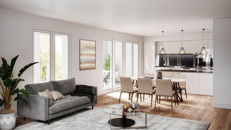 Projektankündigung: ruhig gelegene und zentrumsnahe 3.5-Zimmer-Wohnungen (5)