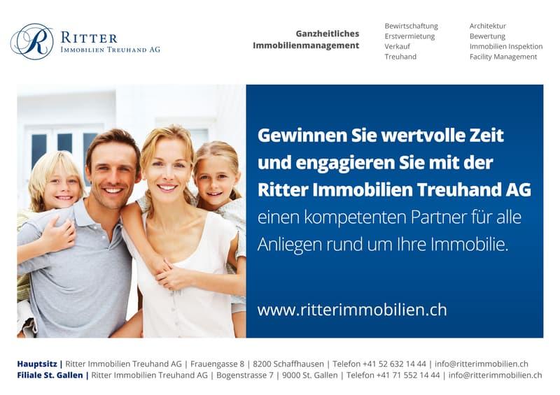 Für weitere Informationen und Bilder besuchen http://www.ritterimmobilien.ch