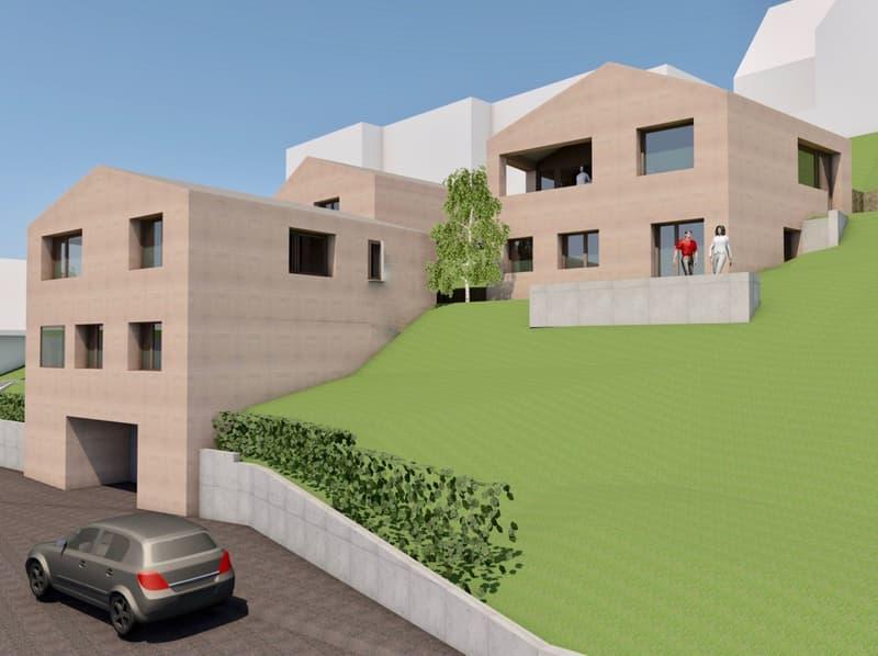 Neubau - Einfamilienhaus mit bester Besonnung (2)