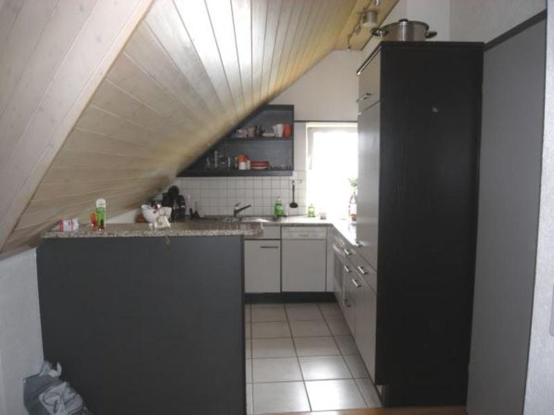 Küche 2.5-Zi-Wohnung DG