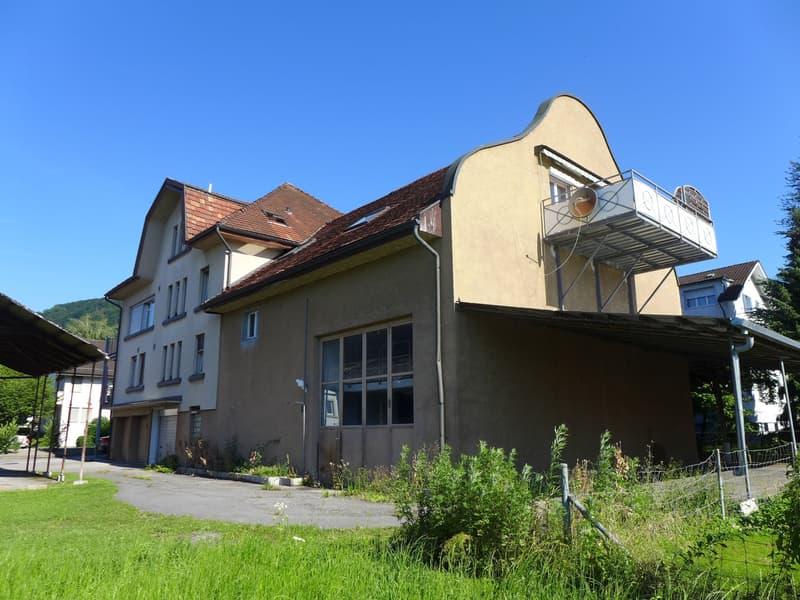 Eigentumswohnung mit Werkstattbereich (1)