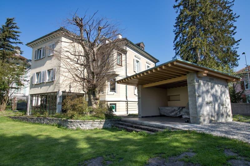 komplett sanierte Loft-Dachwohnung (1)