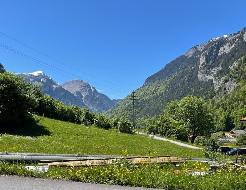 Einfamilienhaus in naturverbundener Lage mit Sicht in die Berge (13)