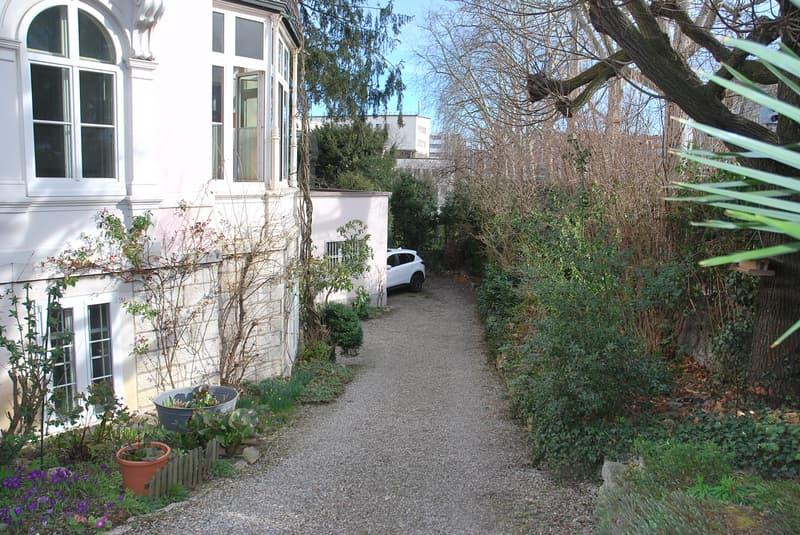 Basler Juwel: 11 Zi. Jugendstil-Villa im Paulusquartier nahe dem Schützenmattpark (13)