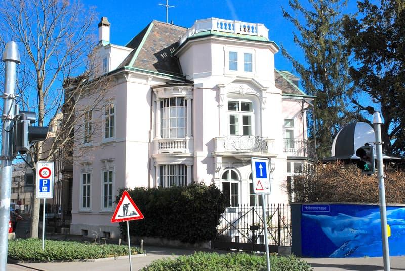 Basler Juwel: 11 Zi. Jugendstil-Villa im Paulusquartier nahe dem Schützenmattpark (1)