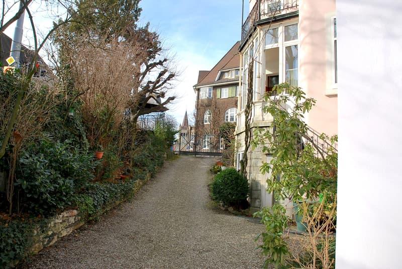 Basler Juwel: 11 Zi. Jugendstil-Villa im Paulusquartier nahe dem Schützenmattpark (2)