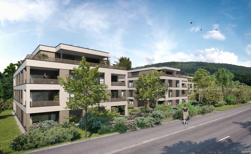 Erstvermietung 3 1/2 Zimmer-Wohnung in Thürnen BL (1)