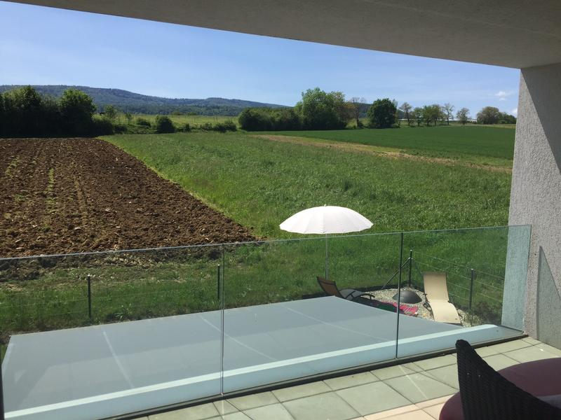Modernes Minergie-Standard Haus mit Weitsicht / Modern Minergie standard house with amazing view (1)