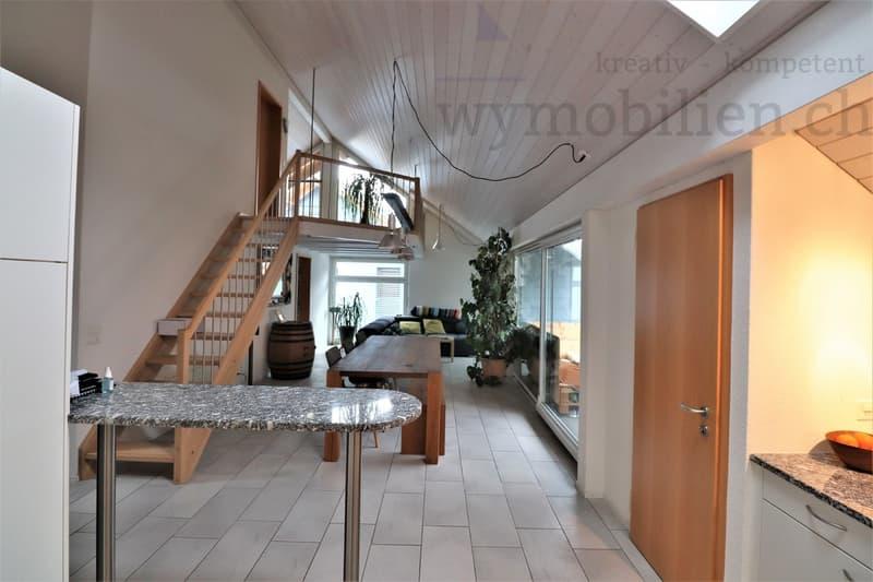 DG Wohnung mit Galerie