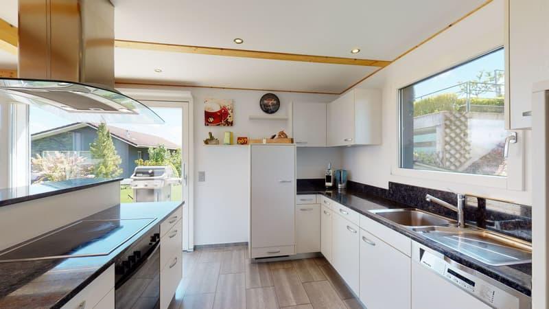 RESERVIERT: Exkl. sehr gepflegtes freistehendes Einfamilienhaus mit hoher Qualität (13)