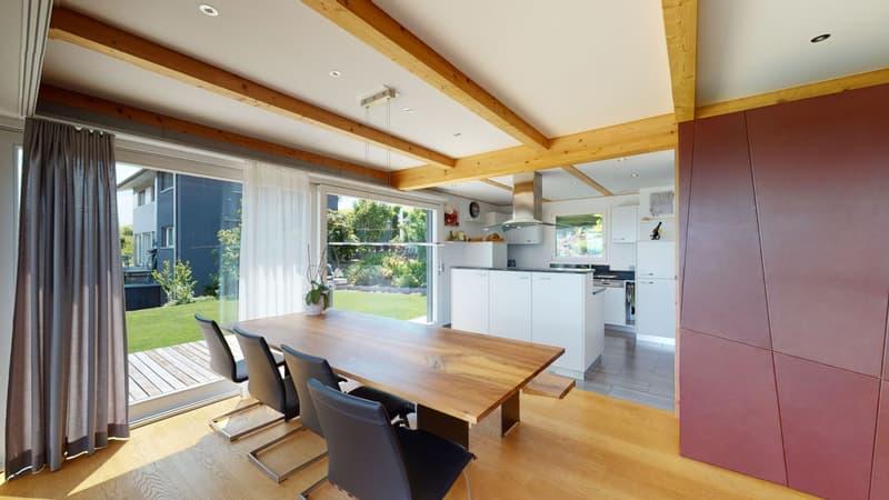 RESERVIERT: Exkl. sehr gepflegtes freistehendes Einfamilienhaus mit hoher Qualität (1)