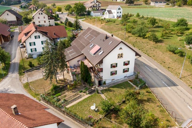 Bauernhaus mit 2 Whg. mit Terrasse & Garten (2)