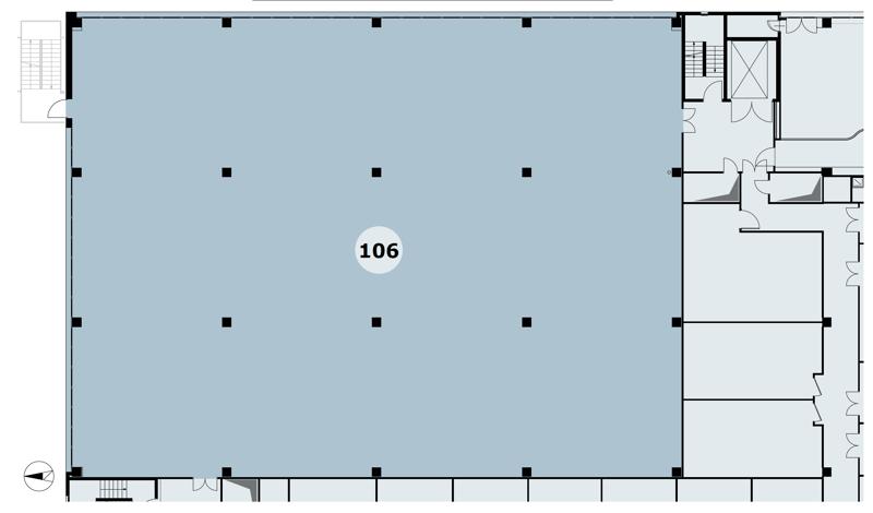 LUGANO NORD/MANNO - AFFITTASI AMPIO MAGAZZINO CON MONTACARICO (rif. 106) (10)