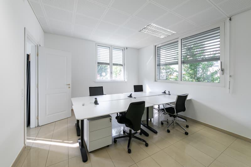Lugano/Viganello - Affittasi luminoso ufficio di 156 mq (rif. 004) (2)