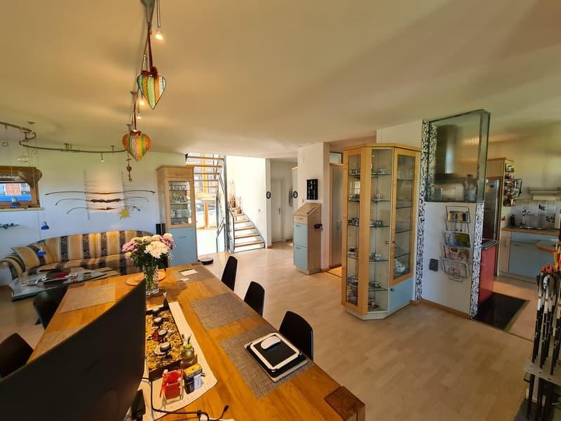 Ländliche Idylle & grosszügige Wohnräume (2)
