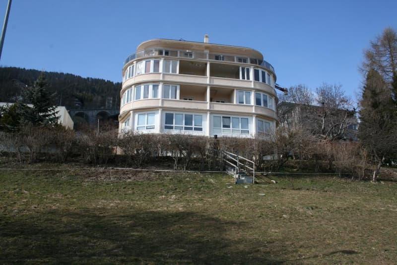 Très bel immeuble d'habitation à Leysin (1)