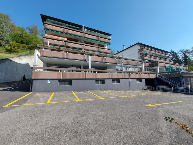 Surface commerciale / bureaux d'env. 125 m² (1)