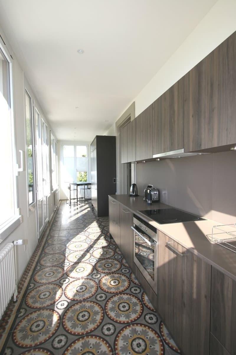 Maison de maître composée de 3 appartements de 3.5 pièces (2)