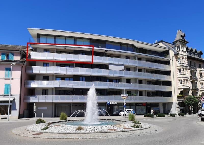 Spacieux appartement de 4½ pièces au centre-ville (1)