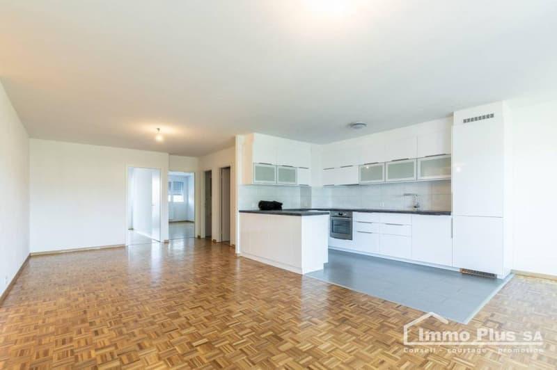 Denges, grand appartement traversant 3,5 pces, 95 m2, RENOVE (1)