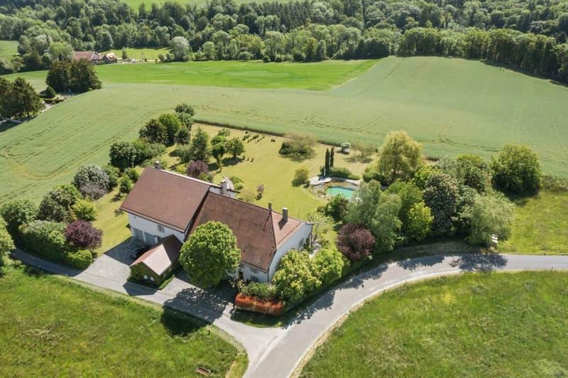 Exclusivité: Magnifique propriété dans la campagne Vaudoise (12)