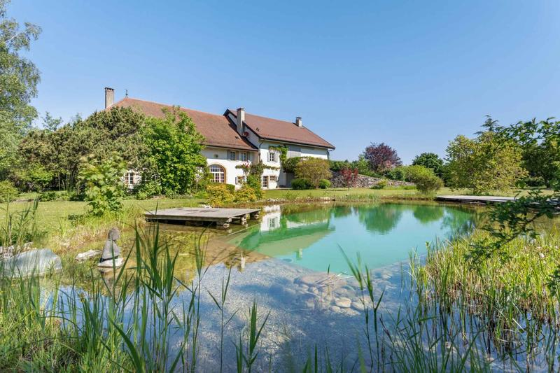 Exclusivité: Magnifique propriété dans la campagne Vaudoise (2)