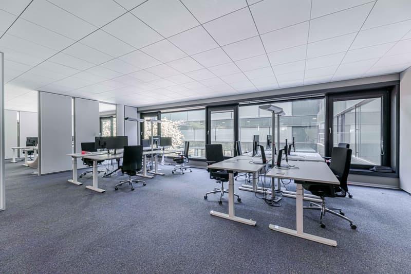 Plug & Work Bürofläche im D4 Business Village Luzern (5)