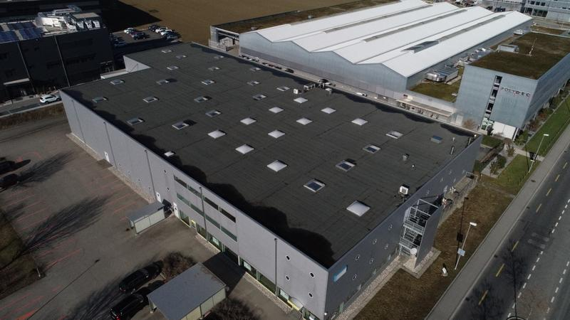 Produktion, Verkauf und Logistik an einem Standort (2)