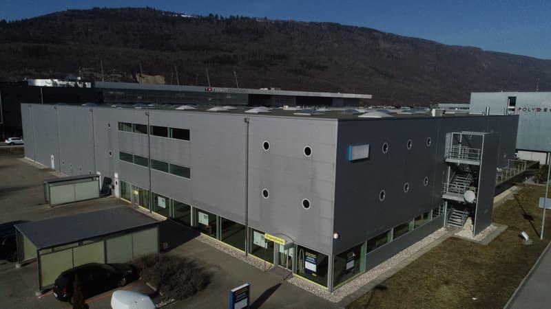 Produktion, Verkauf und Logistik an einem Standort (1)