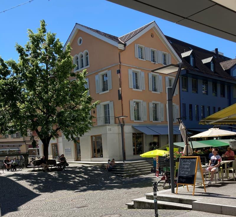Moderne 2 1/2-Zi-Altstadtwohnung im Zentrum von Langenthal (1)