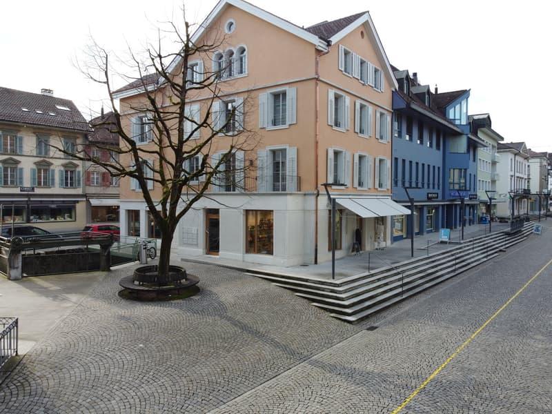 Moderne 2 1/2-Zi-Altstadtwohnung im Zentrum von Langenthal (2)