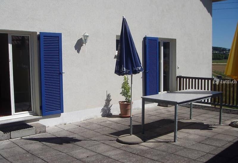 7 Zimmer Einfamilienhaus 2004, mit Scheune (1)