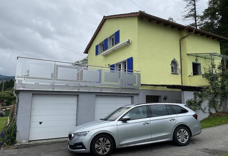 Einfamilienhaus Altstätten zu vermieten +Werkstatt +3 Garage (1)