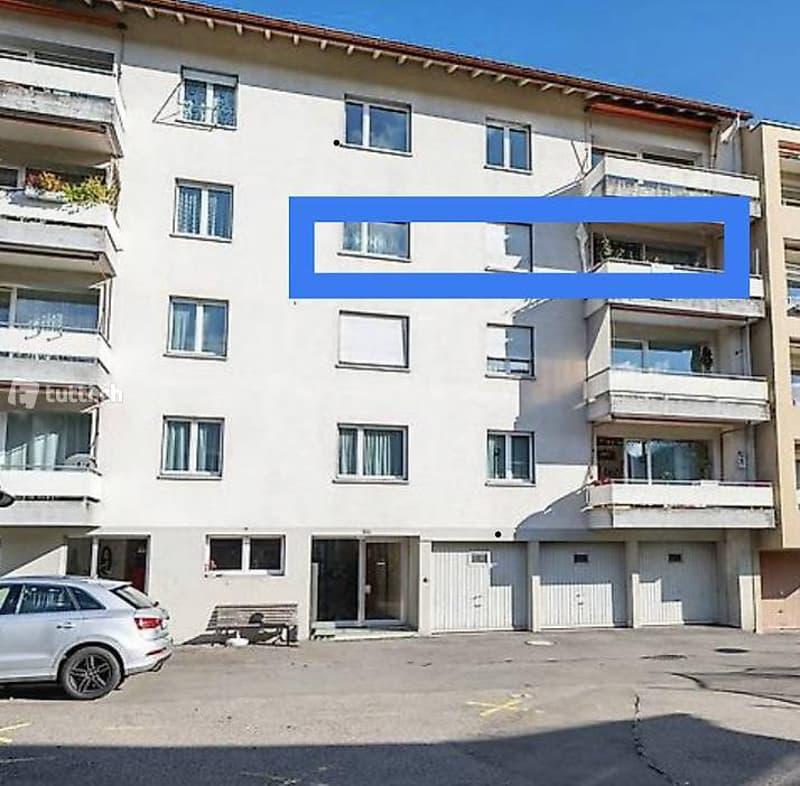 Zu verkaufen 4.5 Zi.-Wohnung Komplett Renoviert (1)