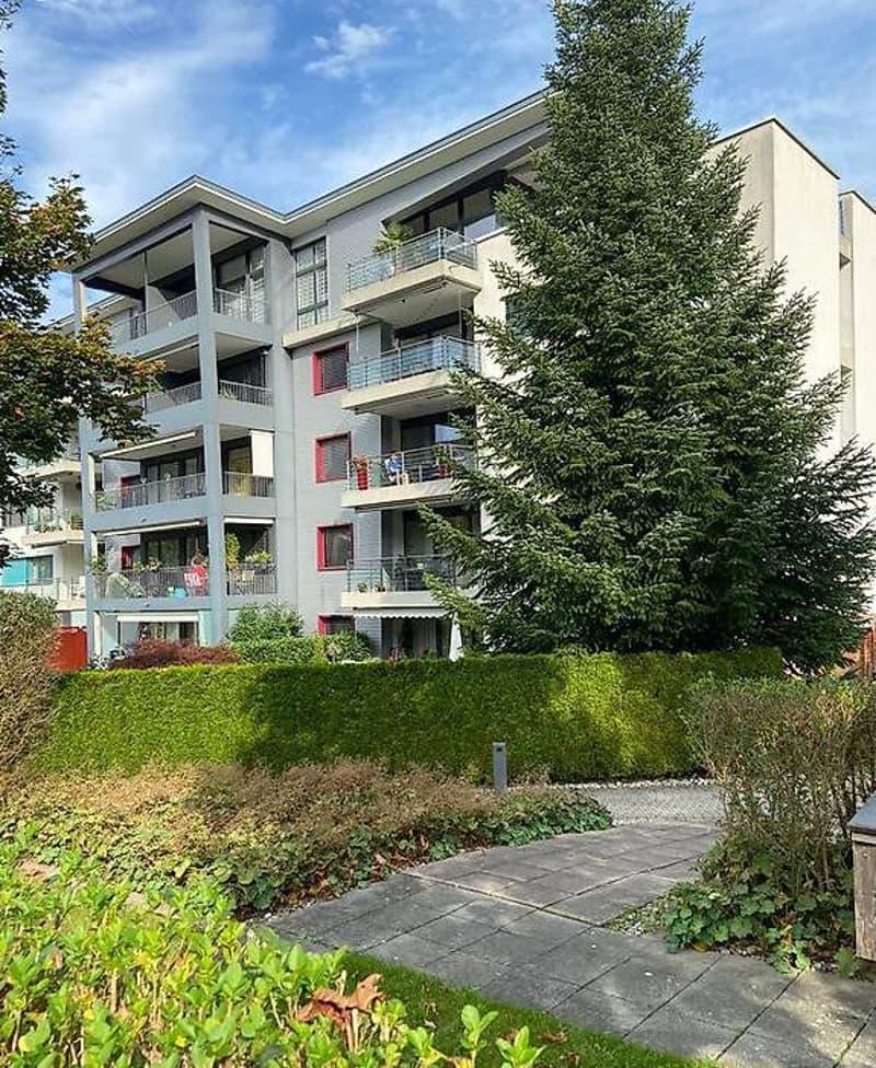 4,5 Zimmer Parterrewohnung mit grossem Garten (1)