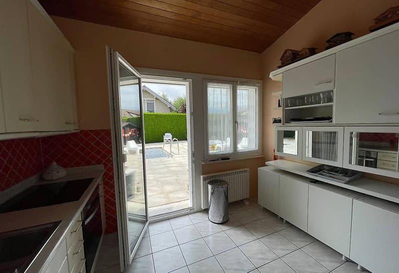(308) Furnished 4 BR in Chavannes-de-Bogis (5)