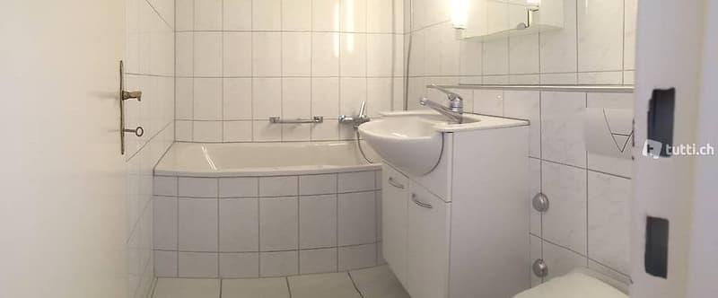 Helle 3 Zimmer Wohnung inkl. Parkplatz in Tiefgarage (2)