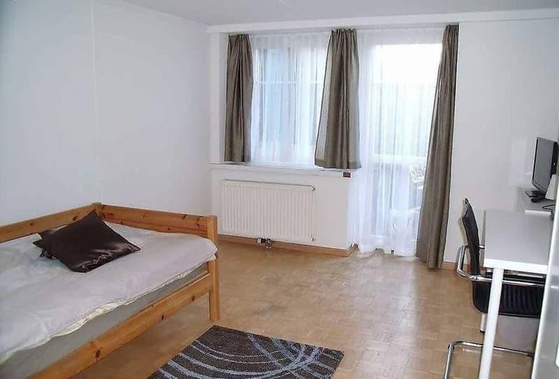 Komfortables möbliertes Zimmer, zentral in Wängi TG (1)